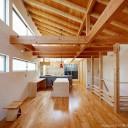 うなぎの寝床 F 2nd 内田雅章建築設計事務所