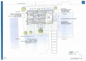 旗竿地に建つ家 MIAアーキテクツ02