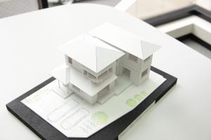 和風モダン 熊谷設計 模型